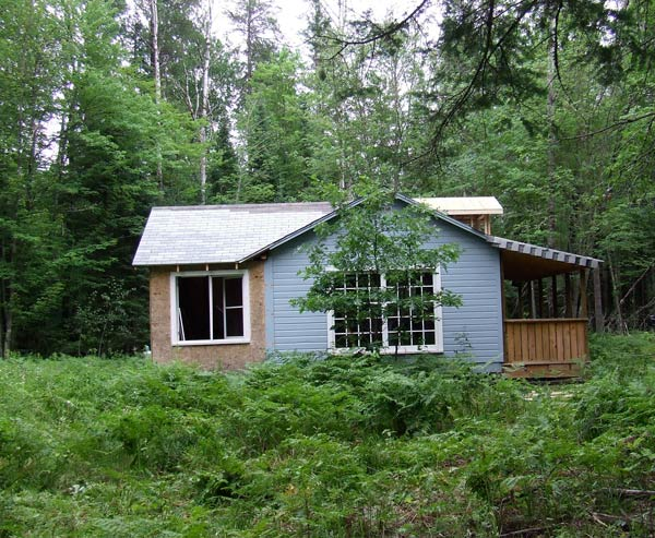 Landscaping Pics And Ideas Small Cabin Forum 2